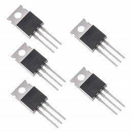 MOSFET SERIE IRF