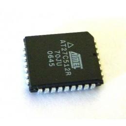EPROM - 27C512-PLCC  SMD