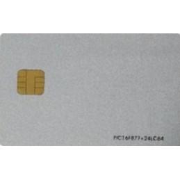 CARD SILVER - 16F877+24LC64...