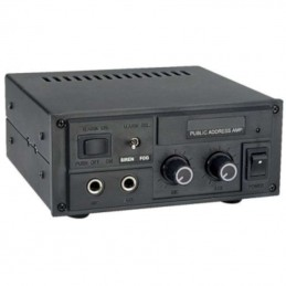 AMPLIFICATORE PA 12VDC AC-15